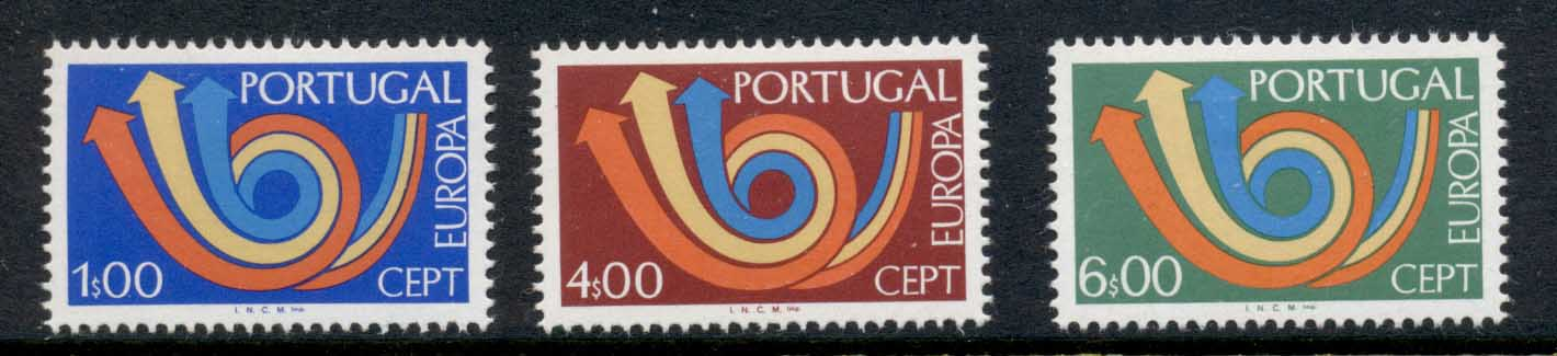 Portugal 1973 Europa MLH