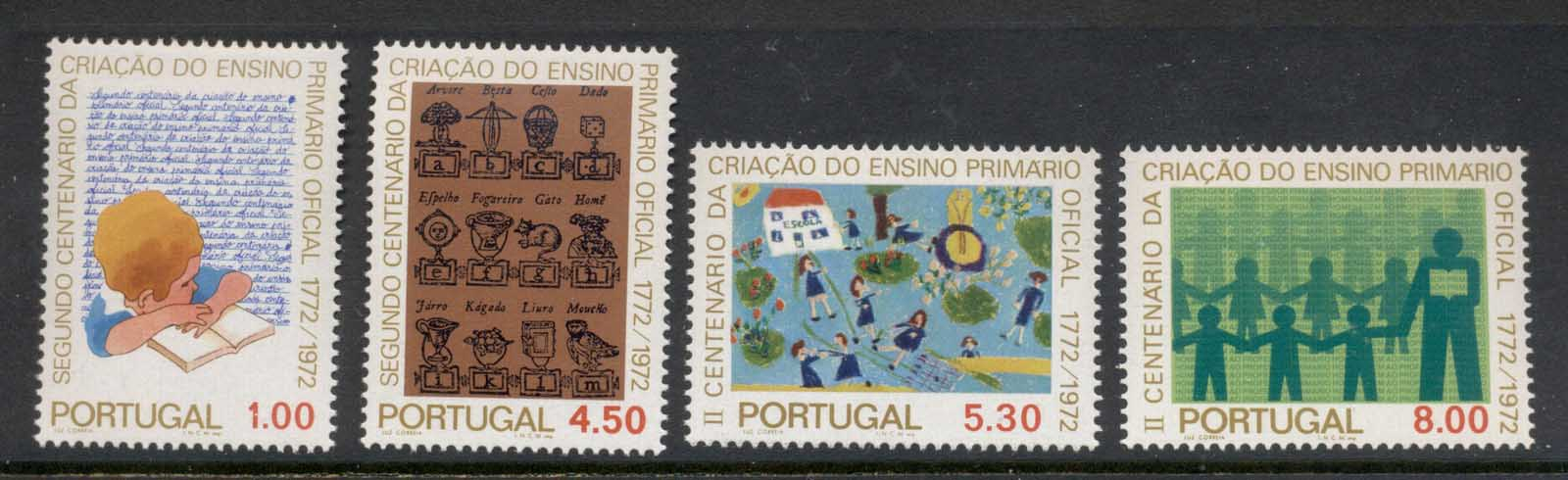 Portugal 1973 Primary State School Education MLH