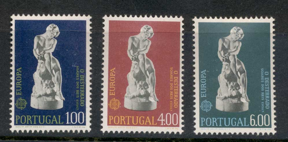 Portugal 1974 Europa MLH