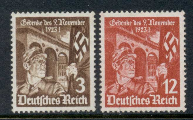 Germany Reich 1935 Munich Putsch MLH