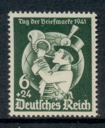 Germany Reich 1941 Stamp Day MUH