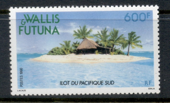 Wallis & Futuna 1990 South pacific Island MUH