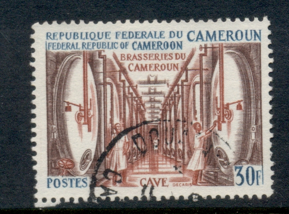Cameroun 1970 Brewing Industry 30f FU