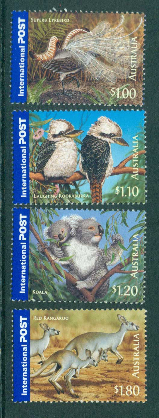 Australia 2005 Bush Wildlife MUH Lot29805