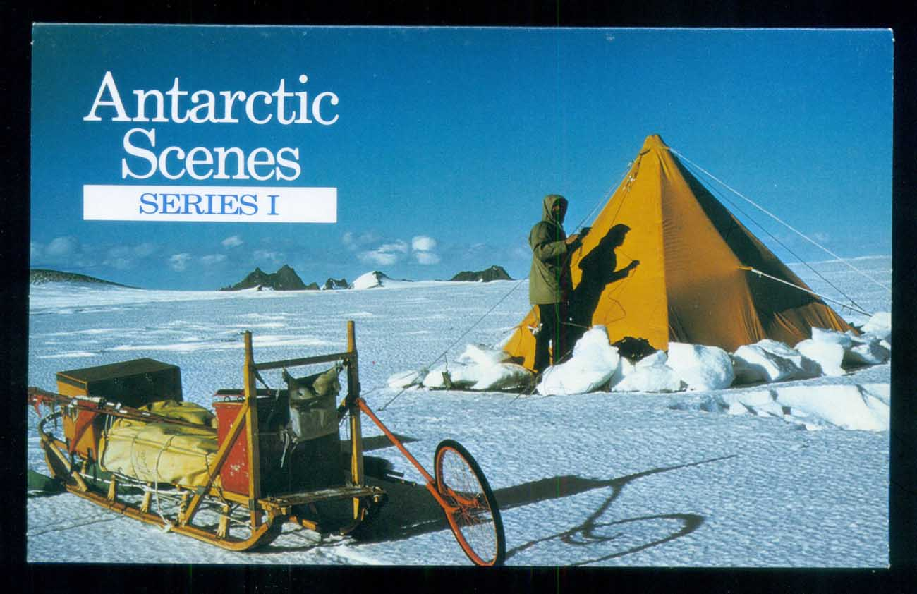 AAT 1984 Antarctic Scenes I POP lot80515