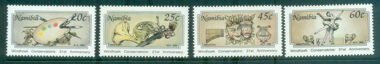 Namibia 1992 Windhoek Conservatoire 21st Anniv. MLH