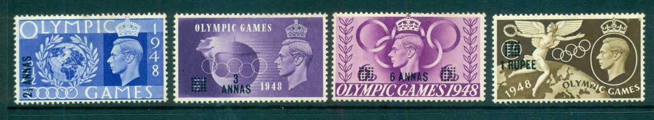Kuwait 1948 Olympic Games Opts MLH lot68334