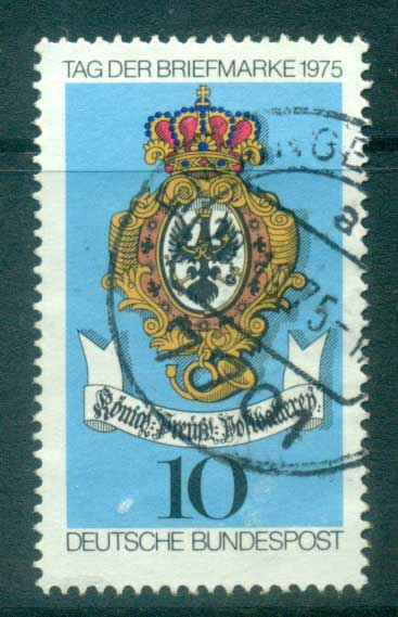 Germany 1975 Stamp day FU lot60210