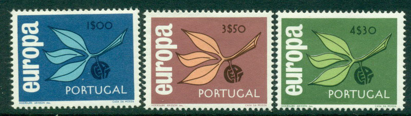 Portugal 1965 Europa MUH Lot15839