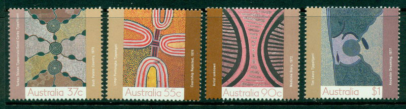 Australia 1988 Desert Art MUH Lot17213